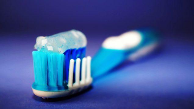 pasta dental sin fluor